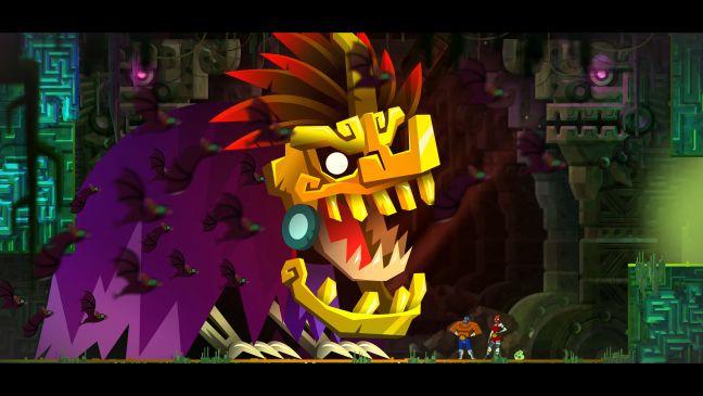 Guacamelee! 2 - Screenshots - Bild 1