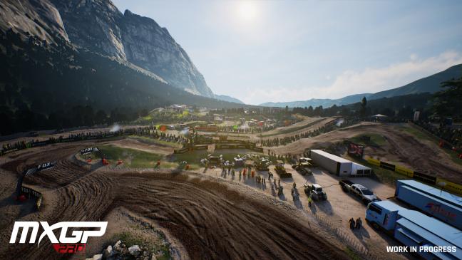 MXGP PRO - Screenshots - Bild 1