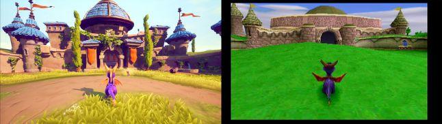 Spyro: Reignited Trilogy - Screenshots - Bild 1