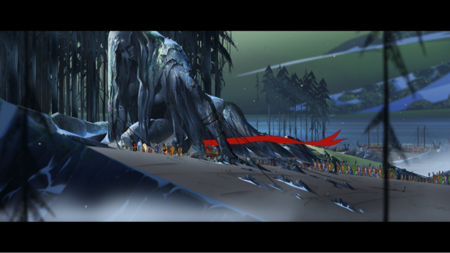 The Banner Saga 2 - Screenshots - Bild 1