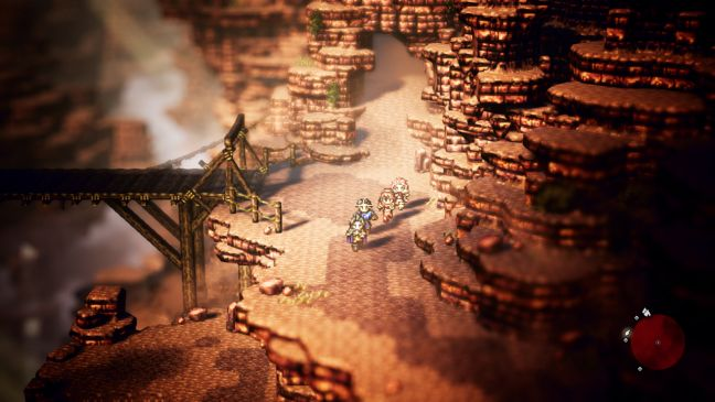 Octopath Traveler - Screenshots - Bild 1