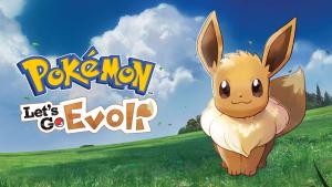 Pokémon: Let's Go, Pikachu! / Evoli!