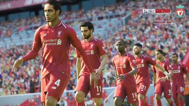 Pro Evolution Soccer 2019 - Screenshots - Bild 9