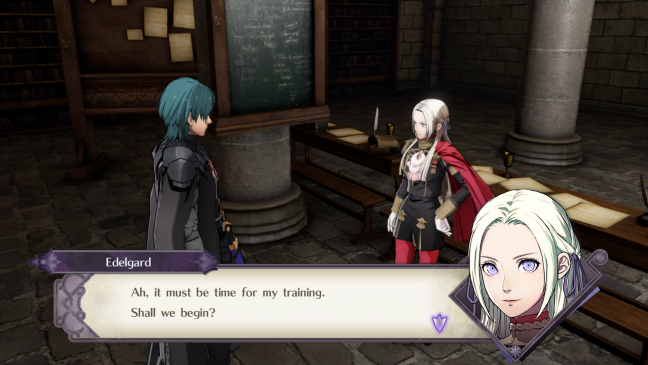 Fire Emblem: Three Houses - Screenshots - Bild 5