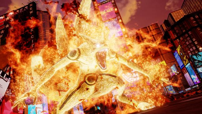 Jump Force: Unite to Fight - Screenshots - Bild 1