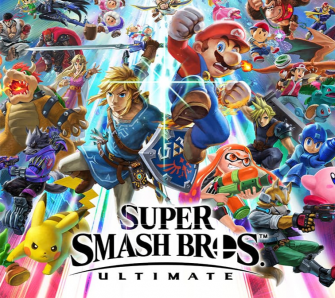 Super Smash Bros. Ultimate - Test