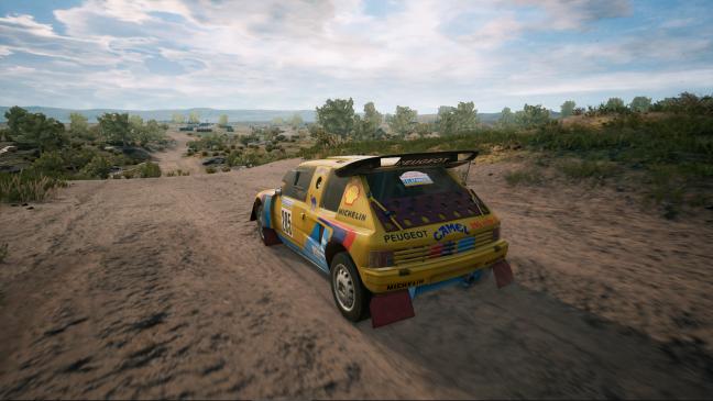 Dakar 18 - Screenshots - Bild 1