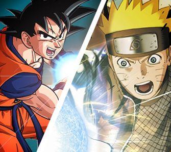Top 10: Dragon Ball vs. Naruto vs. One Piece - Special