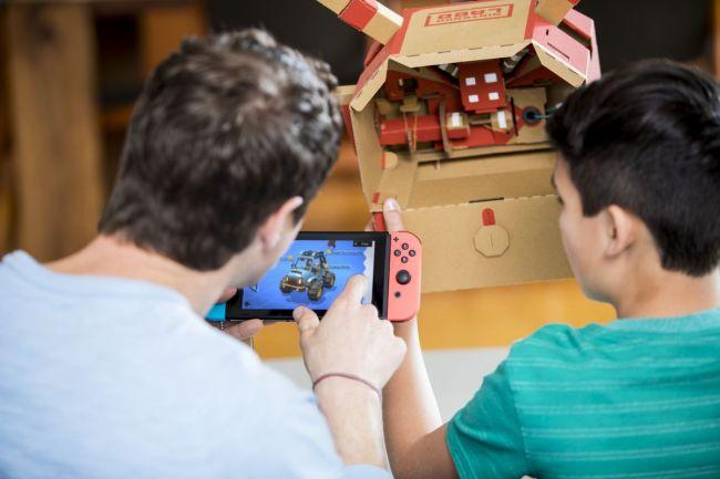 Nintendo Labo - Screenshots - Bild 1
