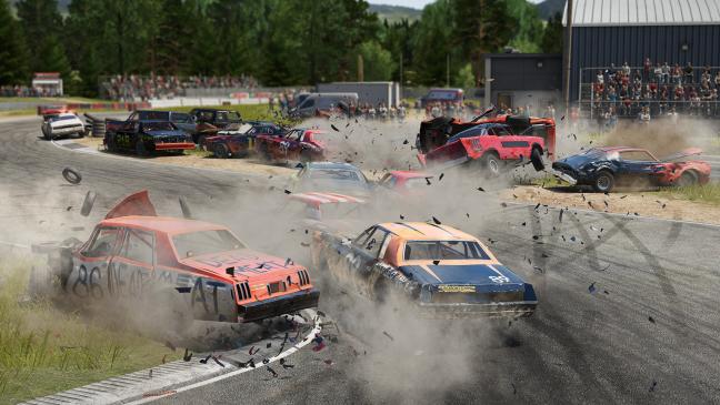 Wreckfest - Screenshots - Bild 1