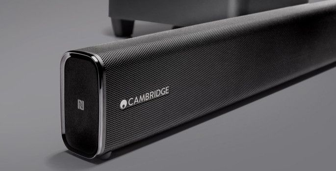 Cambridge Audio TVB2 V2 - Test