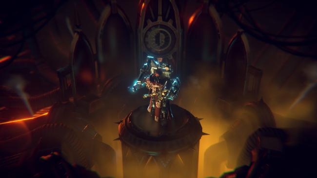 Warhammer 40.000: Mechanicus - Screenshots - Bild 1