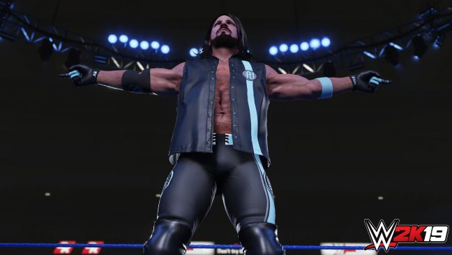 WWE 2K19 - Screenshots - Bild 1