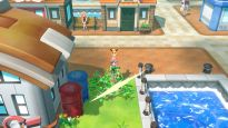 Pokémon: Let's Go, Pikachu! / Evoli! - Screenshots - Bild 6