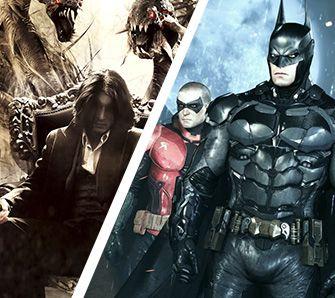 Top 10: Comic-Videospiele - Special