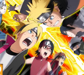 Naruto to Boruto: Shinobi Striker - Test