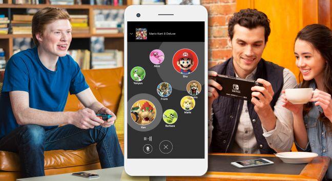 Nintendo Switch Online - Screenshots - Bild 1
