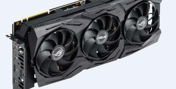 ASUS ROG Strix GeForce RTX 2080 O8G - Test