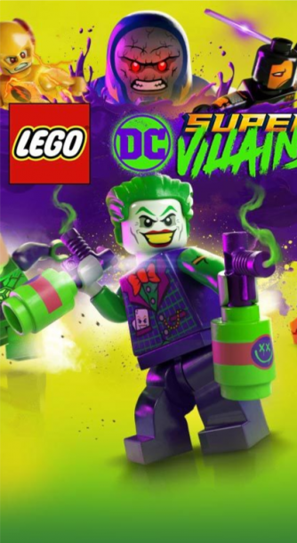 Lego DC Super Villains - Test