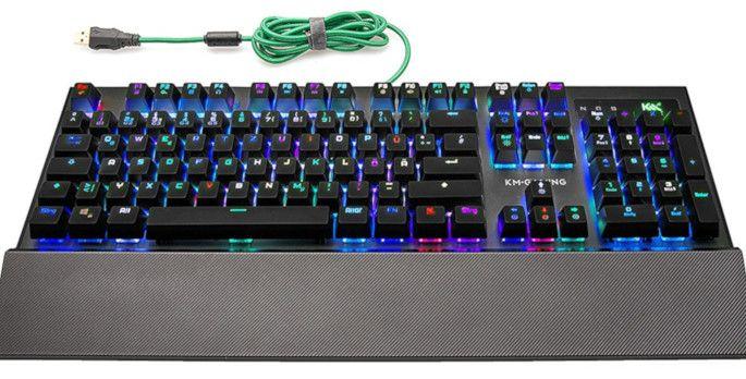 KM Gaming K-GK1 - Test