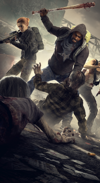 Overkill's The Walking Dead - Test