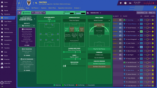 Football Manager 2019 - Screenshots - Bild 4
