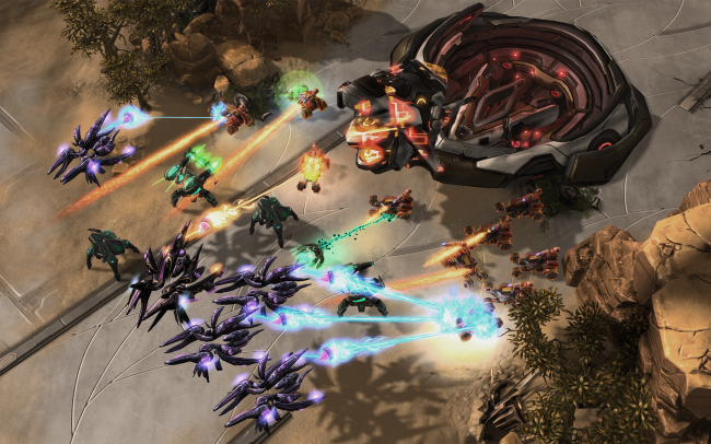 StarCraft II: Legacy of the Void - Screenshots - Bild 25