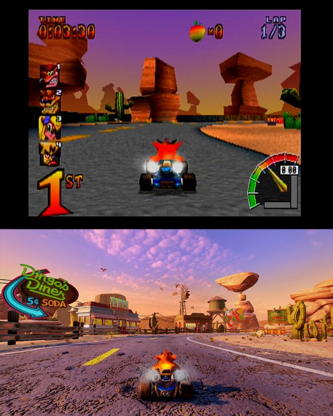 Crash Team Racing: Nitro-Fueled - Screenshots - Bild 5