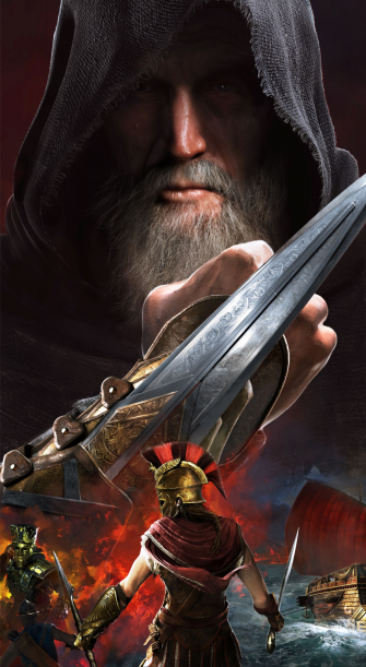 Assassin's Creed Odyssey: Legacy of the First Blade 2 - Test