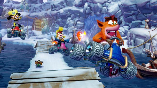 Crash Team Racing: Nitro-Fueled - Screenshots - Bild 1