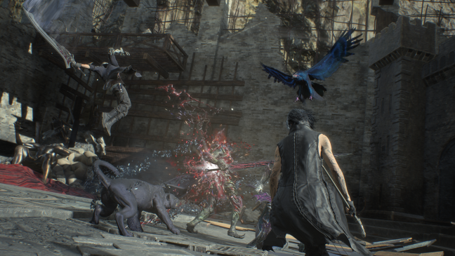 Devil May Cry 5 - Screenshots - Bild 9