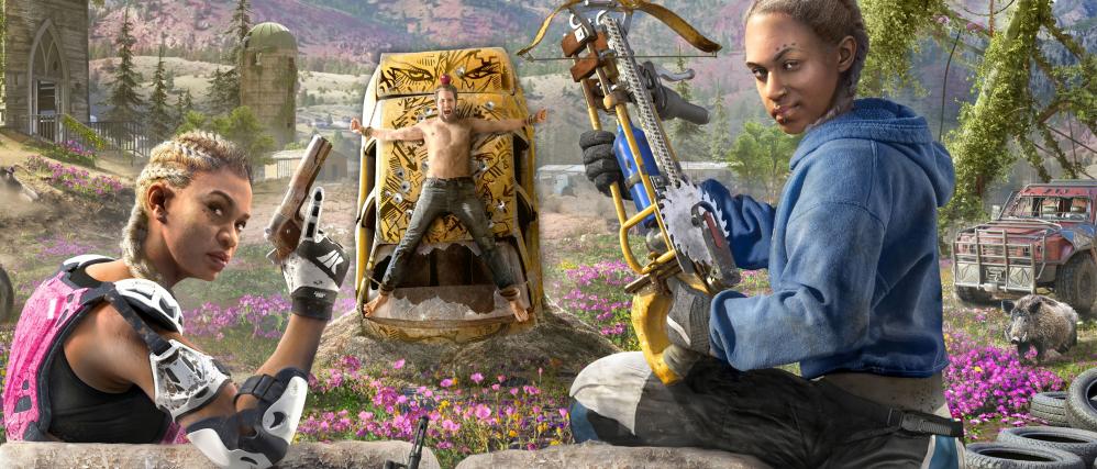Far Cry: New Dawn - Test