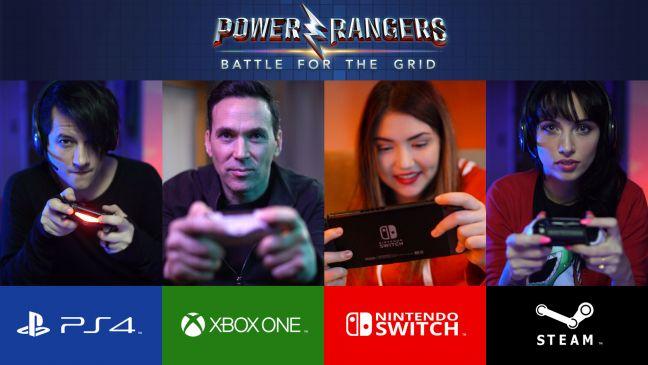 Power Rangers: Battle for the Grid - Screenshots - Bild 1