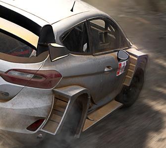 WRC 8 - Screenshots