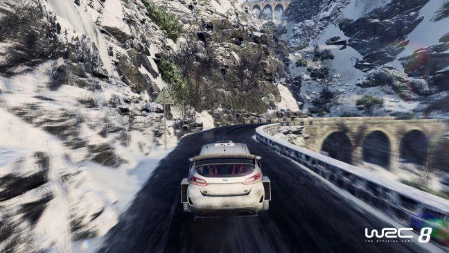 WRC 8 - Screenshots - Bild 5