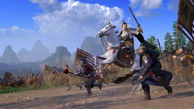 Total War: Three Kingdoms - Screenshots - Bild 1