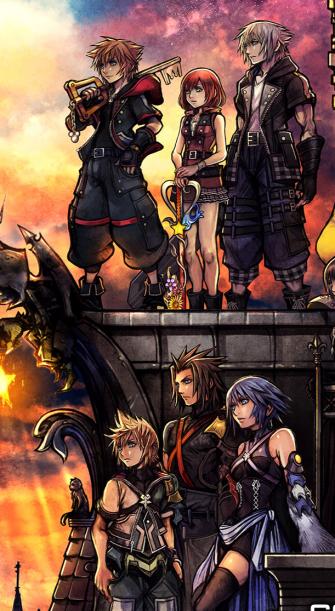 Kingdom Hearts III - Test