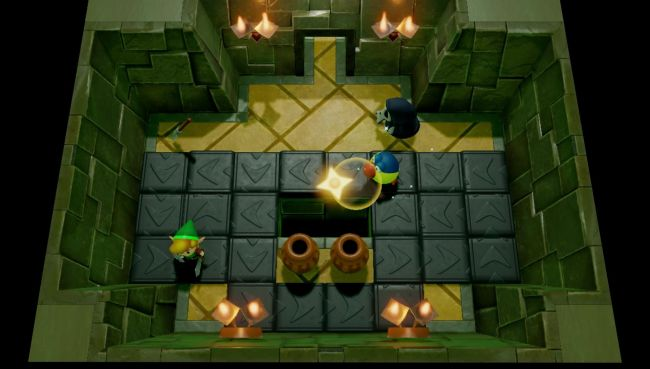 The Legend of Zelda: Link's Awakening (Remake) - Screenshots - Bild 1