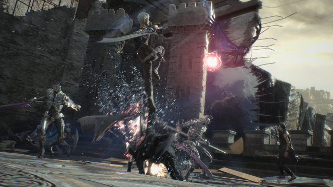Devil May Cry 5 - Screenshots - Bild 11