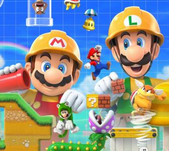 Super Mario Maker 2 - Preview