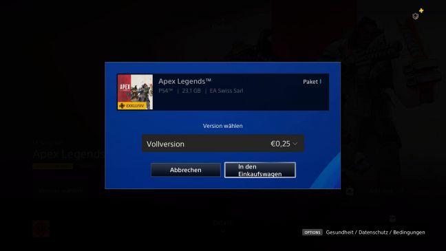 Apex Legends - Screenshots - Bild 1