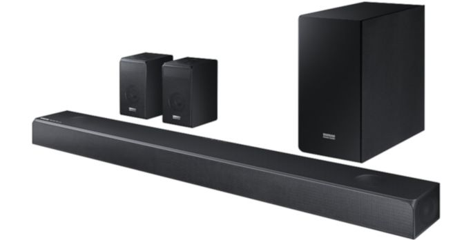 Samsung Harman/Kardon Soundbar HW-N950 - Test