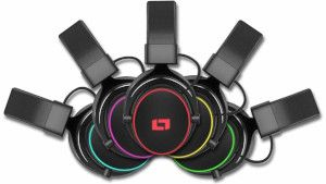 Lioncast LX 55 USB Gaming Headset