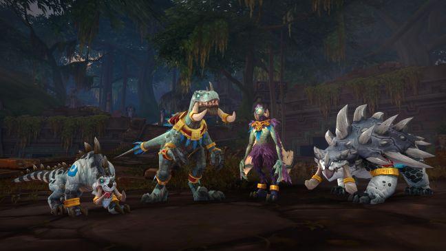 World of WarCraft: Battle for Azeroth - Screenshots - Bild 9
