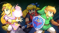 Zelda: Cadence of Hyrule - Test