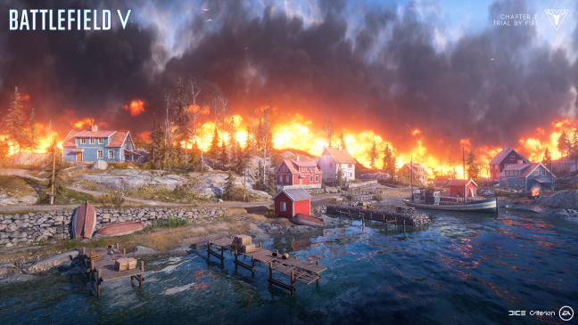 Battlefield V: Firestorm - Screenshots - Bild 1