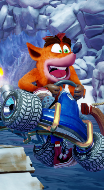 Crash Team Racing Nitro-Fueled - Preview