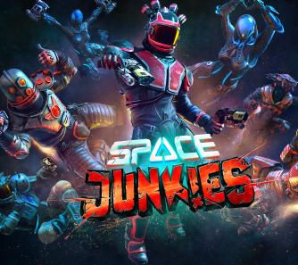 Space Junkies - Screenshots