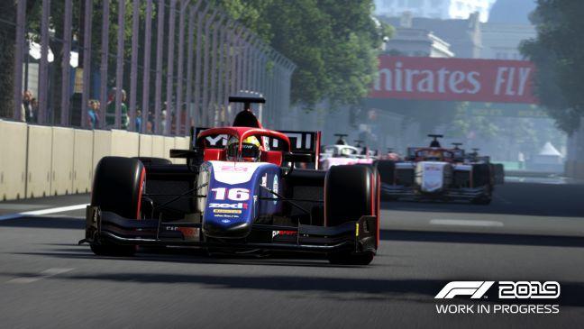 F1 2019 - Screenshots - Bild 6