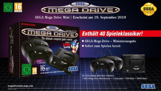 SEGA Mega Drive Mini - Artworks - Bild 6